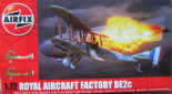 AIR02101 1/72 Royal-Aircraft-Factory BE2c - Night Fighter